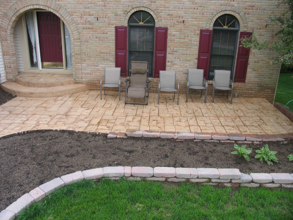 100 Gs Flatwork Llc Stamped Concrete Best 25