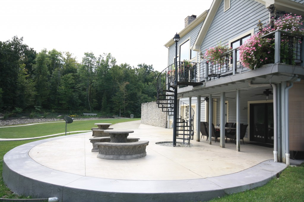 Stamped Concrete Driveways Patios Walkways Pool Deck And Porches